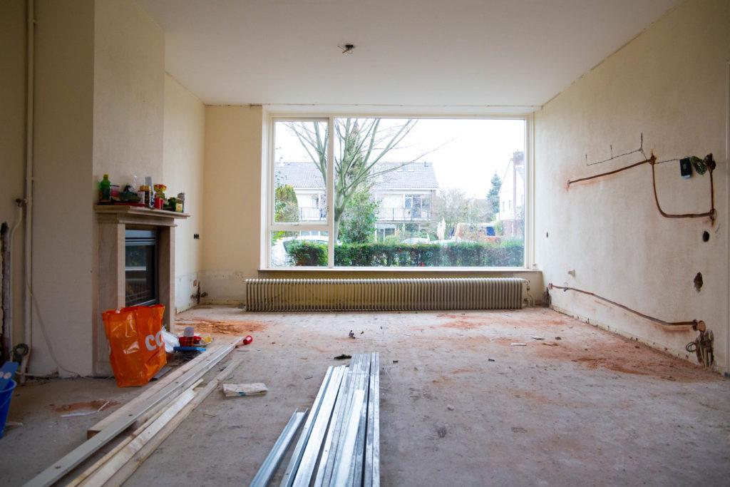 Professor Huijbersstraat, verbouwing, Nijmegen, door, Sannij, bouwbedrijf